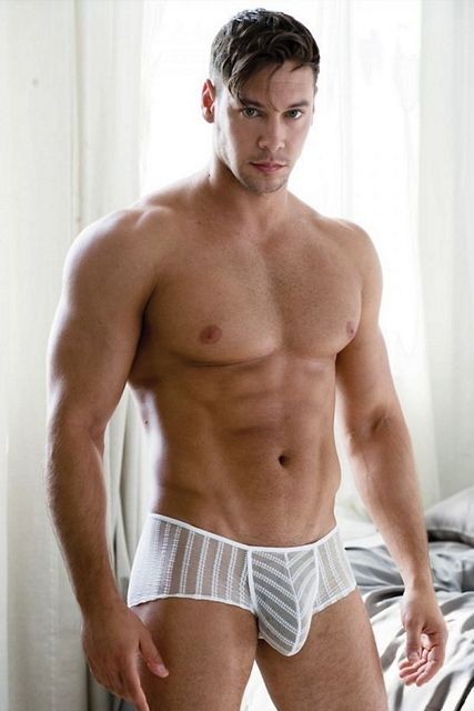 Muscle Jocks In Underwear – Anton Antipov & Chri   Daily Dudes @ Dude Dump