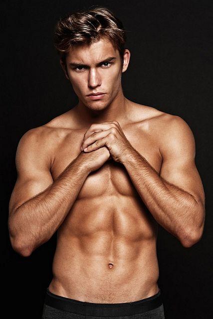 Sexy Muscle Boy Lucas Garcez | Daily Dudes @ Dude Dump