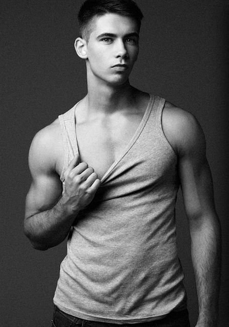 Sexy Muscle Boy Patryk Kaczmarek | Daily Dudes @ Dude Dump