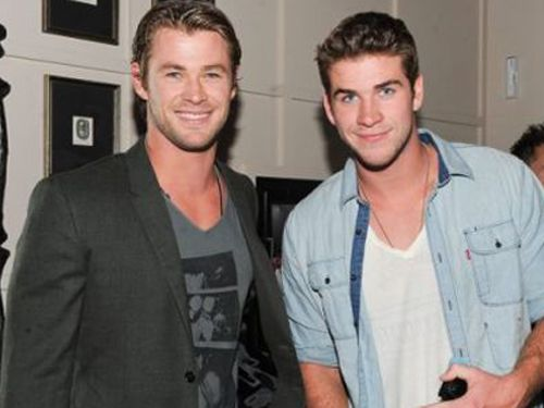 The Hemsworth Brothers Are Hot | Daily Dudes @ Dude Dump