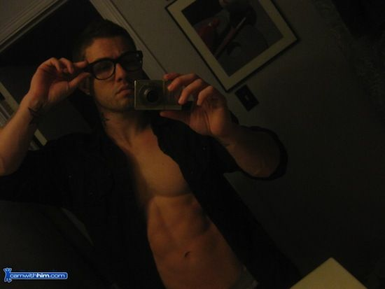 Muscled Cam Guy Tyler – Self Pics! | Daily Dudes @ Dude Dump