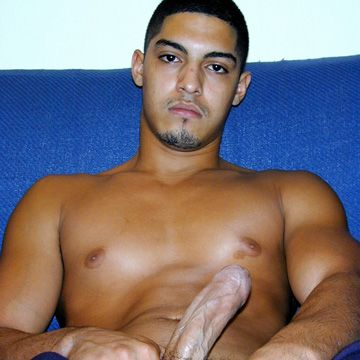 Thick Latino Cock | Daily Dudes @ Dude Dump