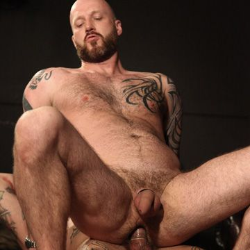 Ricky Sinz Fucks Alan Knight | Daily Dudes @ Dude Dump