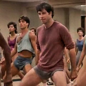 John Travolta's lewd crotch thrusting | Daily Dudes @ Dude Dump
