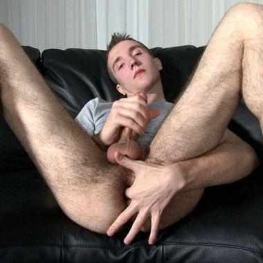 Hot amateur boy jerks off | Daily Dudes @ Dude Dump