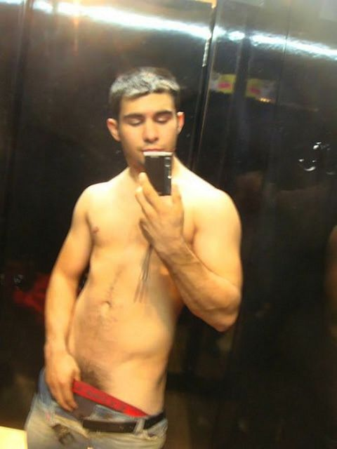 Naked Men Self Pics – With Adi Hadad Too! | Daily Dudes @ Dude Dump