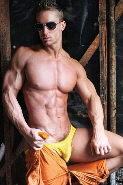Hung Male Model Trevor Adams Naked | Daily Dudes @ Dude Dump