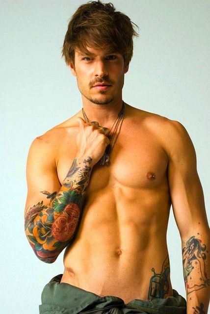 Gorgeous Model Mateus Verdelho | Daily Dudes @ Dude Dump