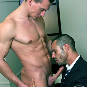 MenAtPlay.com: Issac Jones and Michael Troy | Daily Dudes @ Dude Dump
