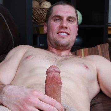 Straight Man's First JO Video   Daily Dudes @ Dude Dump