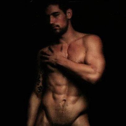 Benjamin Godfre Erotic | Daily Dudes @ Dude Dump