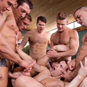 NakedSword.com presents: Hung Over | Daily Dudes @ Dude Dump