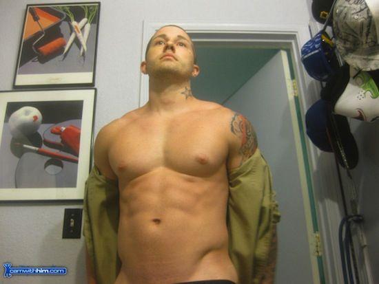 Cam Guy Tyler's Self Pics   Daily Dudes @ Dude Dump