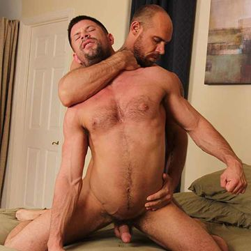 CocksureMen.com presents: Jake Deckard & Kyle King | Daily Dudes @ Dude Dump