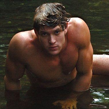 Naked As Adam: Leighton Stultz | Daily Dudes @ Dude Dump