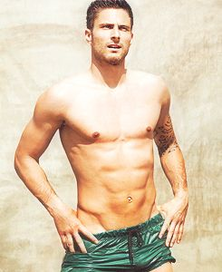Olivier Giroud in Têtu June Edition | Daily Dudes @ Dude Dump