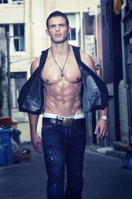 Adrien Kute by Simon Le | Daily Dudes @ Dude Dump