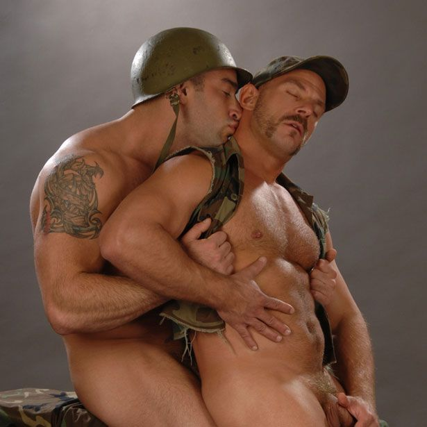 Army maneuvers with Spencer Reed and Samuel Colt | Daily Dudes @ Dude Dump
