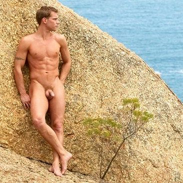 Naked As Adam: Liam Phoenix | Daily Dudes @ Dude Dump