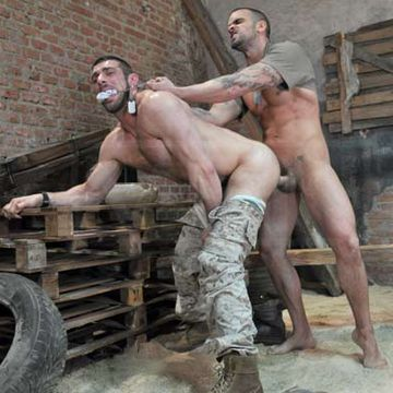 DrillMyHole.com presents: Sergeant's Orders | Daily Dudes @ Dude Dump