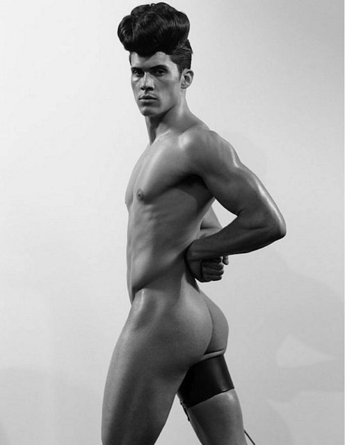 Zeb Ringle Naked By Steven Klein | Daily Dudes @ Dude Dump