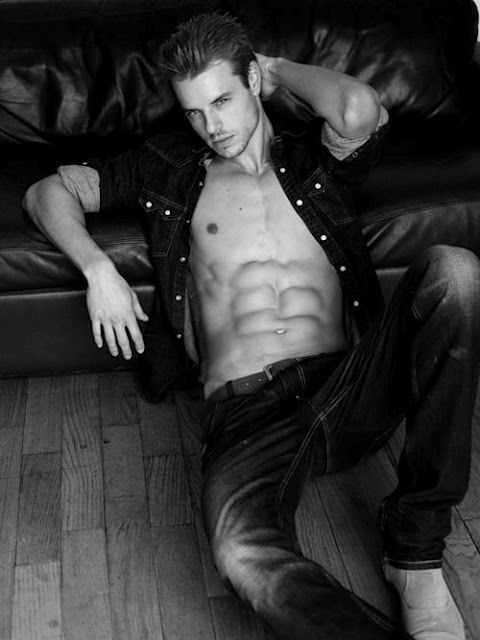 Martin Pichler by Greg Vaughan   Daily Dudes @ Dude Dump