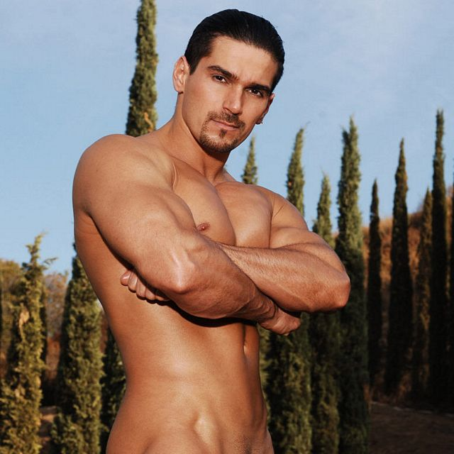 Super hot heroes male naked