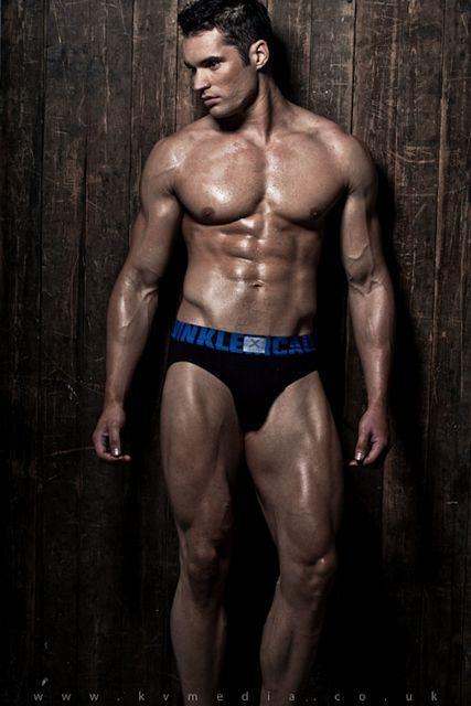 Ripped Male Model Jamie Barnard   Daily Dudes @ Dude Dump