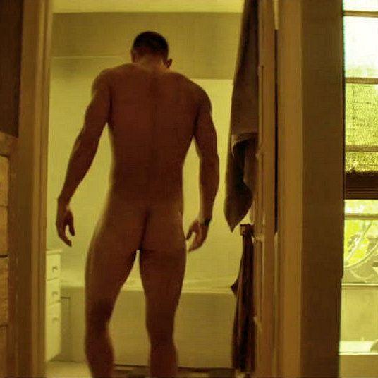Magic Mike naked butt shots   Daily Dudes @ Dude Dump