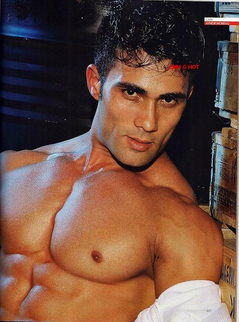 Junior Moreno Naked And Hard | Daily Dudes @ Dude Dump