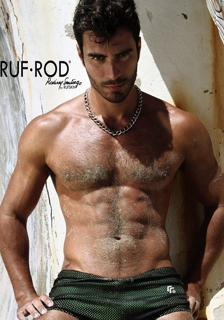 Rodiney Santiago In Very Little – Bulges! | Daily Dudes @ Dude Dump