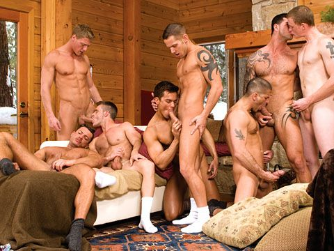The Other Side of Aspen VI   Daily Dudes @ Dude Dump