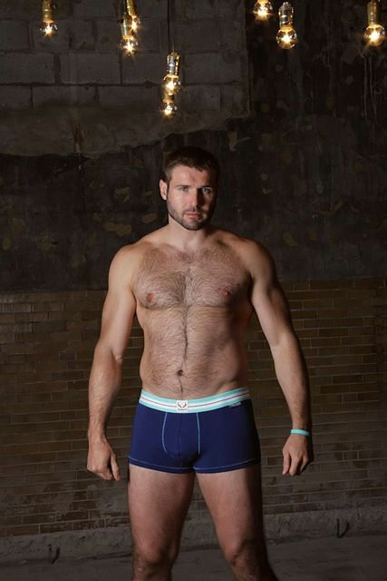 Hot Rugby Hunk Ben Cohen | Daily Dudes @ Dude Dump
