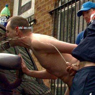 BrutalTops.com presents: CHAVS' TRASH A HUMAN PU | Daily Dudes @ Dude Dump