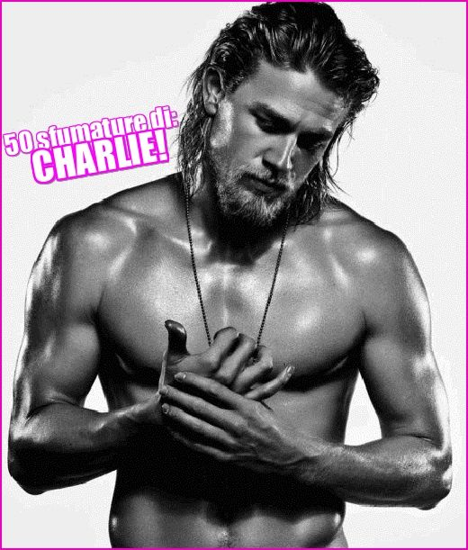 50 Shades of Grey: Charlie Hunnam! | Daily Dudes @ Dude Dump