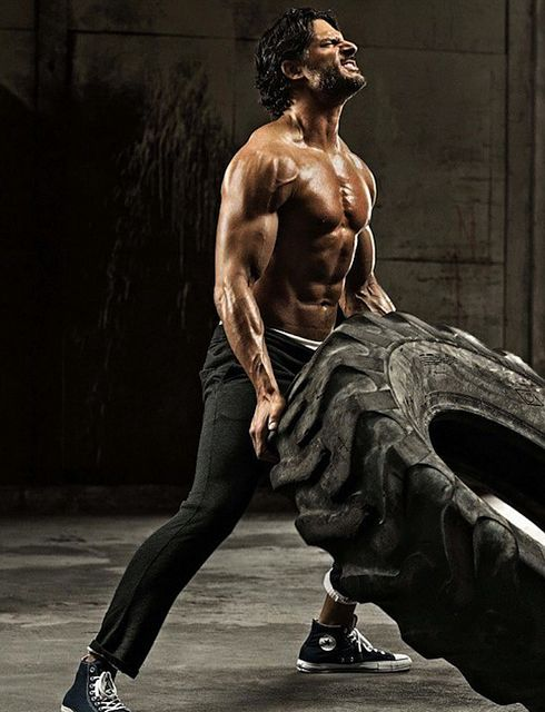 Joe Manganiello For Mens Health UK | Daily Dudes @ Dude Dump