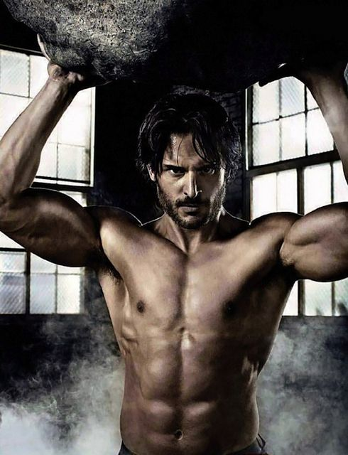 Joe Manganiello Gets Homoerotic? | Daily Dudes @ Dude Dump