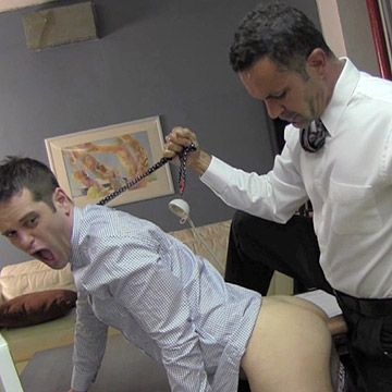 Boss Fucks Assistant With 10.5 Inch Cock | Daily Dudes @ Dude Dump