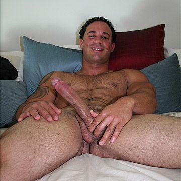 Hung Latin Stud Jorge Alvarez | Daily Dudes @ Dude Dump