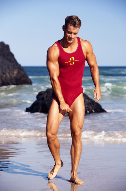 Muscle Jock Underwear – Ryan Wright | Daily Dudes @ Dude Dump