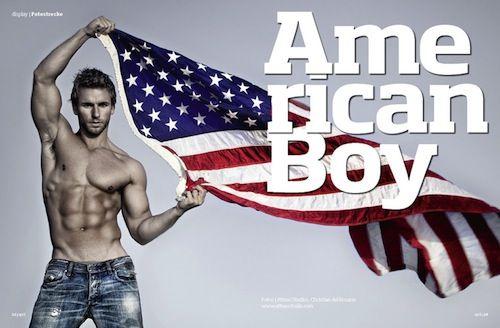 American Boy – Christian del Rosario | Daily Dudes @ Dude Dump