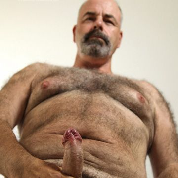 Uncut Daddy Cock | Daily Dudes @ Dude Dump