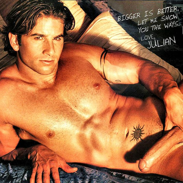 Julian Rios centerfold | Daily Dudes @ Dude Dump