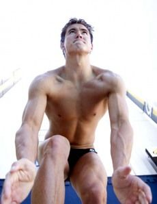 The Sexiest Swimmer Nathan Adrian | Daily Dudes @ Dude Dump