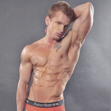 James Huntsman – The Little Jock Who Could | Daily Dudes @ Dude Dump