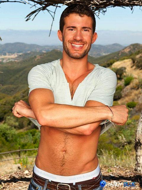 Dean Carlson Solo | Gay Body Blog | Daily Dudes @ Dude Dump