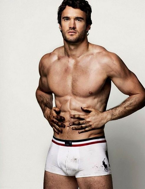 Rugby Star Thom Evans | Sexy Muscle Guys | Daily Dudes @ Dude Dump