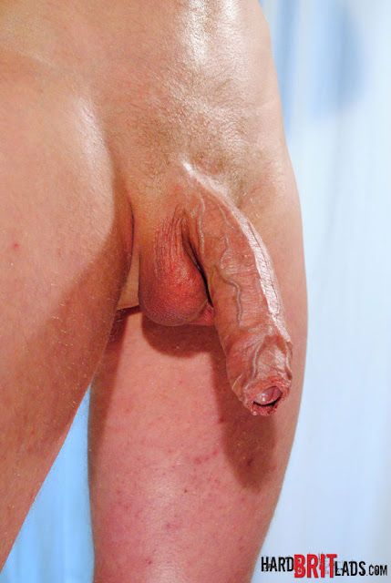 James Dixon Solo – Girth, Foreskin & Precum! | Daily Dudes @ Dude Dump