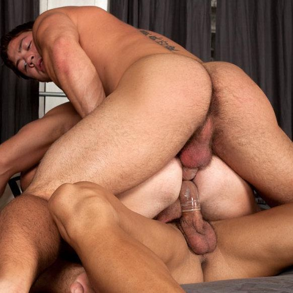 Jayden Tyler double penetration | Daily Dudes @ Dude Dump
