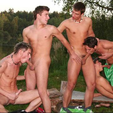 BoysNation.com presents Hot Campfire | Daily Dudes @ Dude Dump